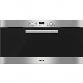 MIELE H6290B 90cm | Single Built In Electric Oven